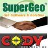 Компания SuperGeo объявила о партнёрстве с корпорацией Cody