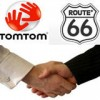 TomTom сообщает о подписании соглашения с Route 66