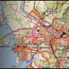 Компания DeLorme объявила о доступности обновленной топографической карты мира
