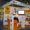 Система GPS мониторинга «Инспектор» была представлена на выставке «Транспорт + Логистика 2008″