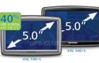 TomTom XXL – GPS навигаторы с пятидюймовыми экранами
