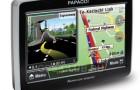 Новый GPS навигатор Papago! с поддержкой Bluetooth.