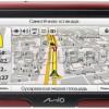 GPS навигатор Mio Moov M400 с новым программным обеспечением