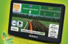 IGO50 – автомобильная навигационная система c пятидюймовым дисплеем