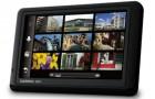 Компания Garmin выпустила новый GPS навигатор Garmin nuvi 1490TV