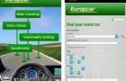 Europcar: приложение для аренды автомобилей от Samsung