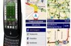 Telmap выпустил приложение для Palm WebOS
