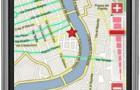 VZ Navigator 5 с функцией передачи координат в Facebook