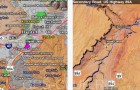Приложение Scenic Map Grand Canyon для iPhone