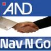 AND объявляет о партнерстве с Nav N Go