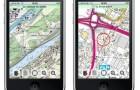 ViewRanger GPS представила Open Maps под iOS