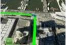 Израильская компания Atlas Cartographic Technologies представила свое GPS решение пошаговой навигации.