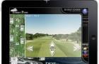 Приложение 3D Golf Course Navigation System для игры в гольф на Apple — iPad.