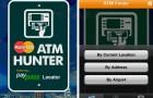 MasterCard объявляет о выходе приложения для поиска банкоматов ATM Hunter для Android