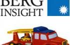 Berg Insight: 3.5 миллиона аавтомобилей Европы будут иметь телематические устройства к концу 2009 года.