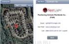 GPS-локатор домашних любимцев SpotLight доступен на BlackBerry