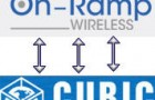 Объявлено о партнерстве On-Ramp Wireless и Cubic Defense Applications, Inc.