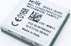 Модуль Telit GE865 позволит уменьшить размеры GPS трекеров TR-206 и TR-600 GPS от GlobalSat