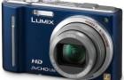 Компания Panasonic представляет новый компактный цифровой фотоаппарат с GPS.