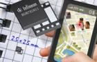 GPS модуль BGM781N11 от Infineon Technologies AG
