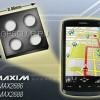 Новые малошумящие усилители (LNA) MAX2686/MAX2688 для GPS приложений, работающих на частоте 1575 МГц
