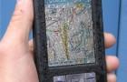 КПК с GPS Fujitsu-Siemens RPDA N520p