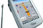 КПК с GPS Fujitsu-Siemens Pocket LOOX N110