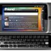 HTC Desire Z (коммуникатор с GPS)