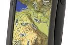 Портативный GPS навигатор Oregon 550