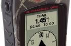 Портативный GPS навигатор eTrex Camo