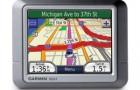 Что надо знать о навигаторах Garmin Nuvi