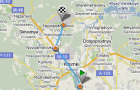 Как использовать Driving Directions и MapView на платформе Android