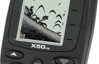 Эхолот Lowrance X50DS (русское меню)